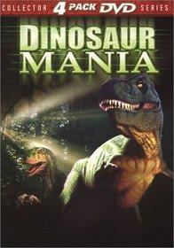 Dinosaur Mania (4pc)