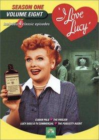 I Love Lucy - Season One (Vol. 8)