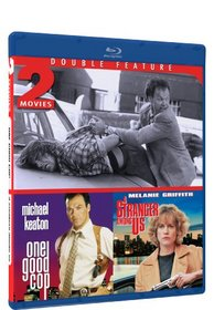 One Good Cop & A Stranger Among Us - Blu-ray Double Feature