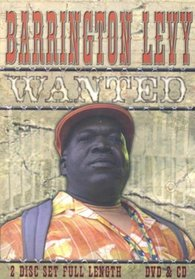 Barrington Levy: Wanted - Live in San Francisco