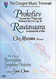 Cologne Music Triennale - Prokofiev Piano Concerto No. 3 / Rautavaara Isle of Bliss / Oramo, Mustonen, City of Birmingham Symphony Orchestra