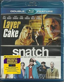 Layer Cake / Snatch - Double Feature Blu-ray
