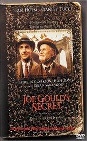 Joe Gould's Secret
