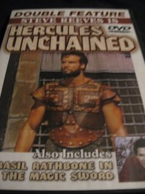Hercules Unchained / The Magic Sword [Double Feature] [DVD]