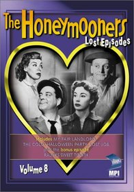 The Honeymooners - The Lost Episodes, Vol. 8
