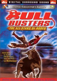 Bull Busters: The All-Stars of Rodeo