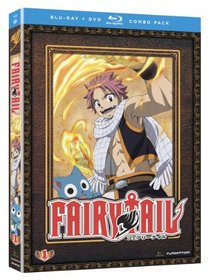 Fairy Tail: Part 1 (Blu-ray/DVD Combo)