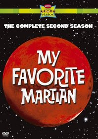 My Favorite Martian: The Complete Second Season