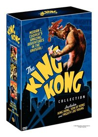 The King Kong Collection (King Kong Two-Disc Special Edition/Son of Kong/Mighty Joe Young)