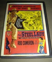 The Steel Lady (1953) DVD Rod Cameron, Tab Hunter, sahara WWII film