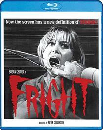 Fright (1971) [Blu-ray]