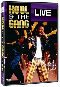 Kool & the Gang: Live