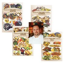 Dare To Cook, Seasonal Italian Cuisine [Blu-ray]