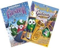 VeggieTales 2-Pack: An Easter Carol & Gideon Tuba Warrior
