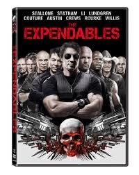 The Expendables Single Disc Bluray