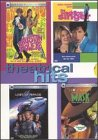 Theatrical Hits DVD 4-Pack (Austin Powers, The Wedding Singer, Lost in Space, The Mask)
