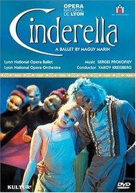 Prokofiev - Cinderella / Lyon National Opera Ballet / Orchestra