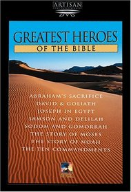 Greatest Heroes of the Bible Collection