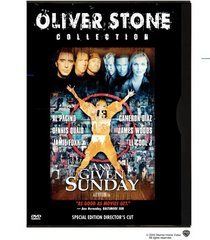 Any Given Sunday (Special Edition Director's Cut) - Oliver Stone Collection (Snap Case)