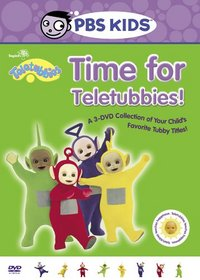 Teletubbies - Time for Teletubbies (Look!/Here Come the Teletubbies/Again-again)
