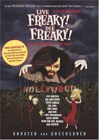 Live Freaky Die Freaky (DVD/CD combo)