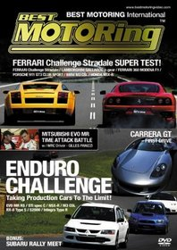 Best Motoring: Enduro Challenge