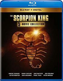 Scorpion King: 5-Movie Collection [Blu-ray]