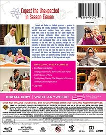 The Big Bang Theory: The Complete Eleventh Season (BD) [Blu-ray]