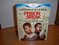 Prison Break Complete Blu-ray Collection incl Final Break-23 Discs [French Import, Region Free]