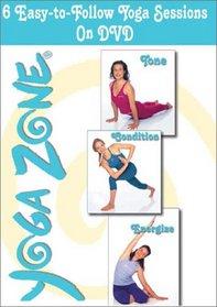 Yoga Zone Boxed Set - The Basics