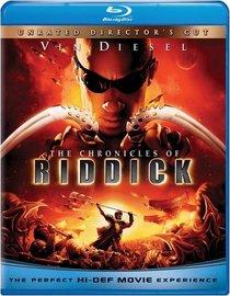 Chronicles of Riddick  [Blu-ray]