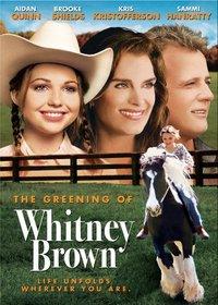 Greening of Whitney Brown