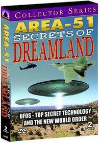 Area-51: Secrets of Dreamland - Norio Hayakawa LIVE 2 DVD Set
