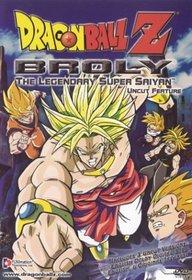 Dragon Ball Z - Broly - The Legendary Super Saiyan (Uncut)