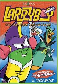 Larryboy - The Cartoon Adventures - Leggo My Ego