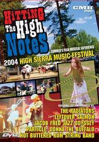Hitting the High Notes - 2004 High Sierra Music Festival