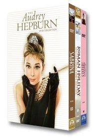 The Audrey Hepburn DVD Collection (Roman Holiday / Sabrina / Breakfast at Tiffany's)