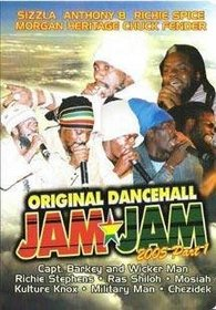 Original Dancehall Jam Jam 2005, Part 1