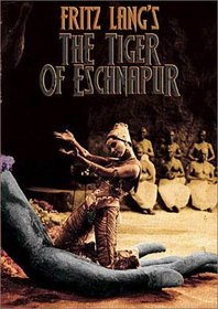 Fritz Lang's The Tiger of Eschnapur (aka Journey to the Lost City, Part 1)