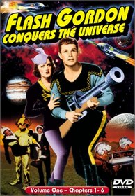Flash Gordon Conquers the Universe, Vol. 1: Chapters 1-6