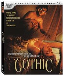 Gothic (artisan) [Blu-ray]