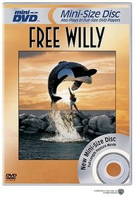 Free Willy (Mini-DVD)