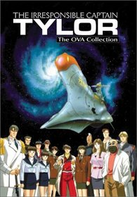 The Irresponsible Captain Tylor - Complete OVA Collection (Vols 1-3)