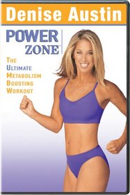 Denise Austin - Power Zone - The Ultimate Metabolism Boosting Workout 1-3 Version 2