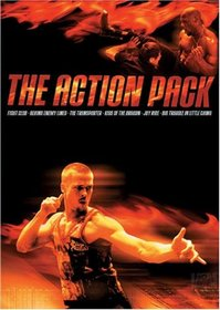 Action Pack ( Big Trouble In Little China /  Fight Club / Kiss Of The Dragon  /  Joy Ride /  Behind Enemy Lines /  Transporter )