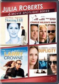 Julia Roberts 4-Movie Spotlight Series
