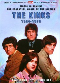 Muisc in Review The Kinks 1964-1978 (2DVD + Book)