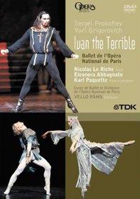 Prokofiev - Ivan the Terrible / Nicolas Le Riche, Karl Paquette, Eleonora Abbagnato, Vello Pahn, Paris Opera Ballet