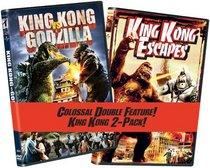 King Kong Vs Godzilla/King Kong Escapes