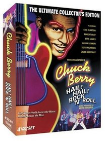 Chuck Berry - Hail! Hail! Rock N' Roll (4 Disc)